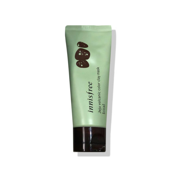 Jeju Volcanic Color Clay Mask - Cica