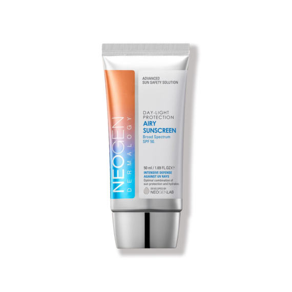 Day-Light Protection Airy Sunscreen Broad Spectrum SPF50+