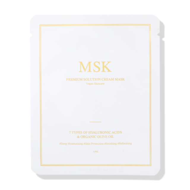 Premium Solution Cream Sheet Mask
