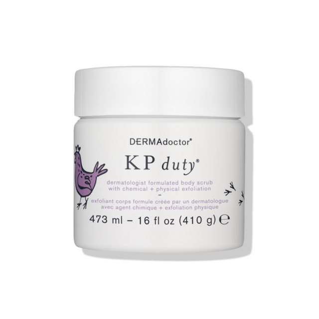 KP Duty - Body Scrub with Chemical + Physical Exfoliation