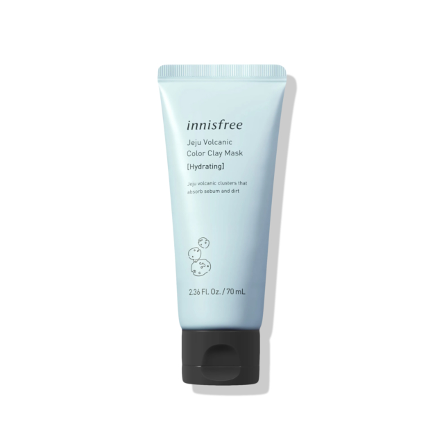 Jeju Volcanic Color Clay Mask - Hydrating
