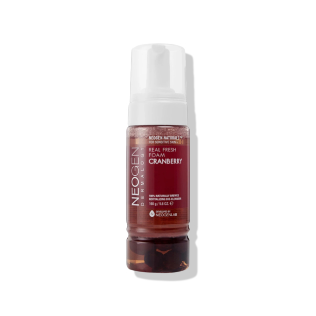 Cranberry Real Fresh Foam Cleanser