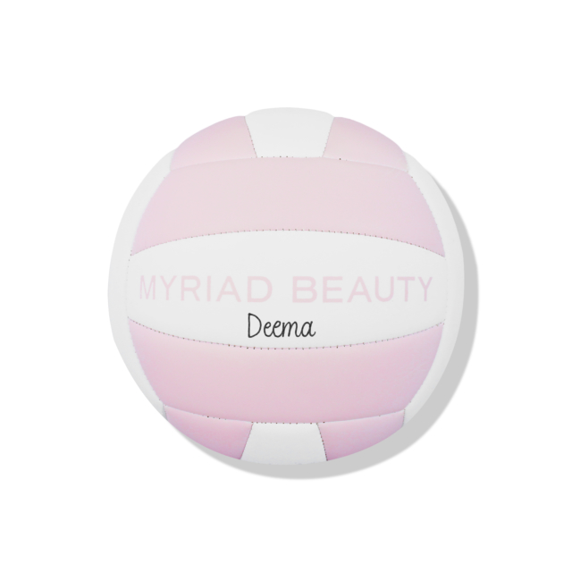 Personalized Myriad Beauty Volleyball